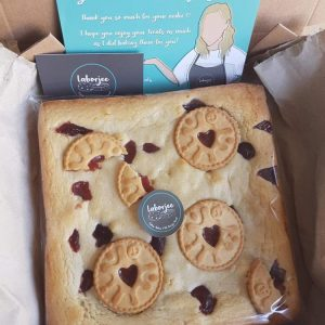JAMMIE DODGER BLONDIE SLAB
